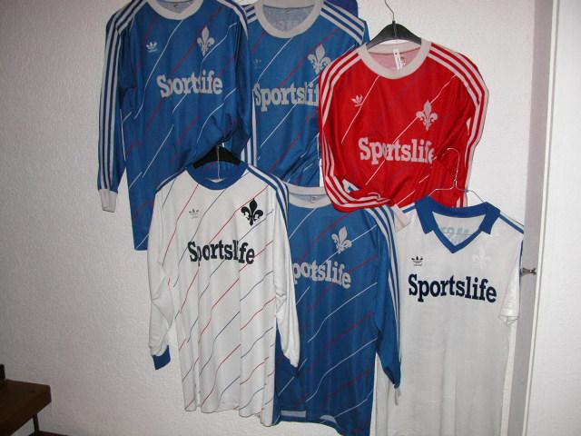 outlet store 4e935 a295b SV 98 Sportslife-Trikots - SV 98 Lilien-Power Darmstadt